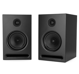 Epos K1 Speakers – Black [large view]