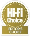 Epos K2 Speakers - HiFi Choice Award